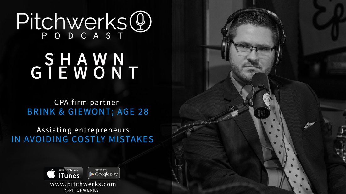 Shawn Giewont on The Pitchwerks Podcast to talk startups, sales and product